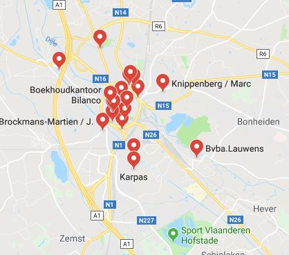 Boekhouder Mechelen
